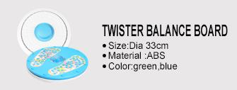 TWISTER BALANCE BOARD_Art.Nr:HKTWB141201